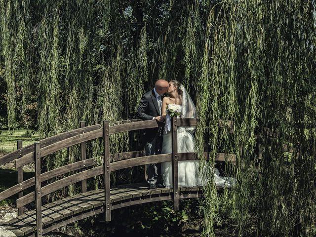 Il matrimonio di Andrea e Nadia a Robecco sul Naviglio, Milano 80