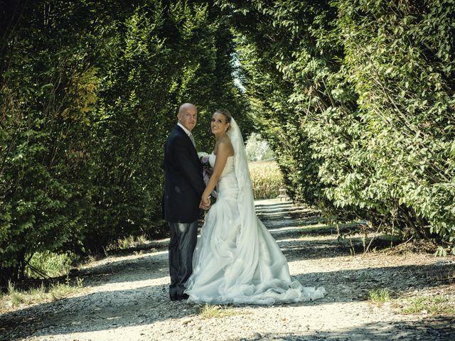 Il matrimonio di Andrea e Nadia a Robecco sul Naviglio, Milano 89