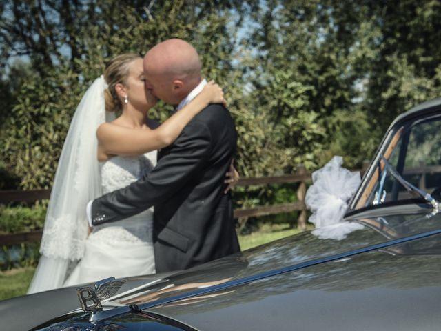 Il matrimonio di Andrea e Nadia a Robecco sul Naviglio, Milano 90