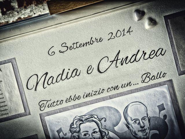 Il matrimonio di Andrea e Nadia a Robecco sul Naviglio, Milano 96