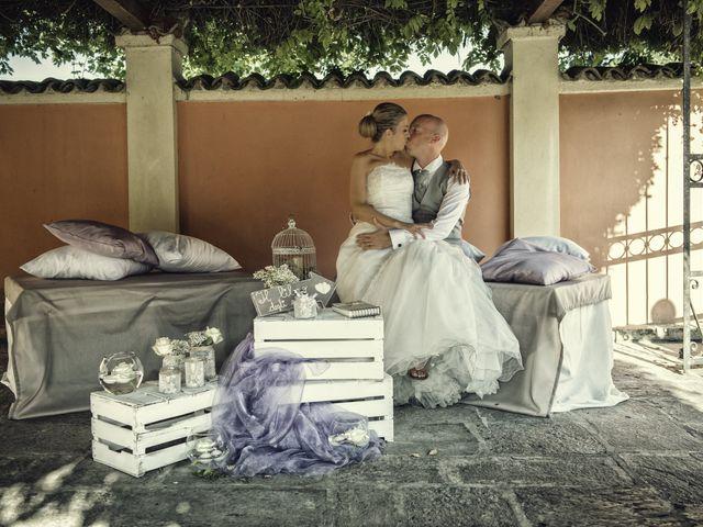 Il matrimonio di Andrea e Nadia a Robecco sul Naviglio, Milano 110