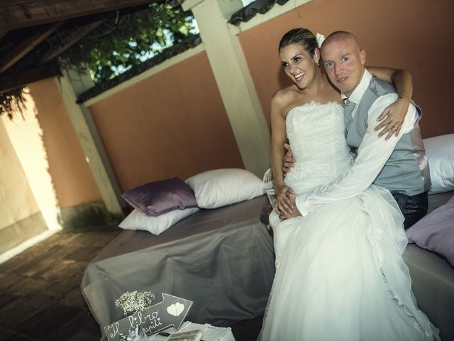 Il matrimonio di Andrea e Nadia a Robecco sul Naviglio, Milano 112