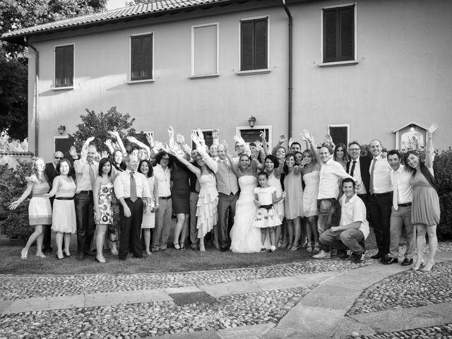 Il matrimonio di Andrea e Nadia a Robecco sul Naviglio, Milano 118