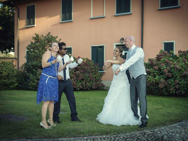 Il matrimonio di Andrea e Nadia a Robecco sul Naviglio, Milano 119