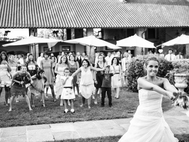 Il matrimonio di Andrea e Nadia a Robecco sul Naviglio, Milano 122