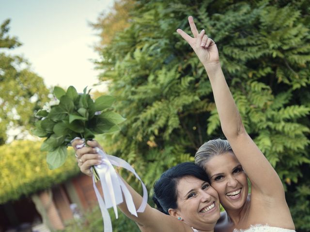 Il matrimonio di Andrea e Nadia a Robecco sul Naviglio, Milano 124