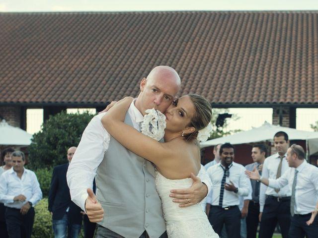 Il matrimonio di Andrea e Nadia a Robecco sul Naviglio, Milano 127