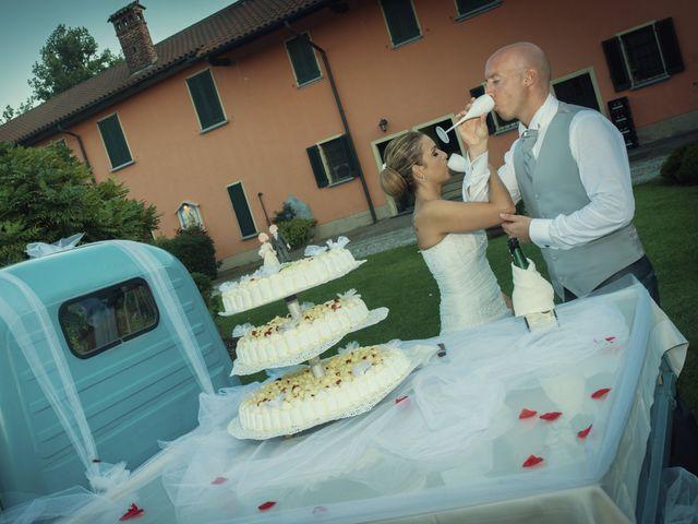 Il matrimonio di Andrea e Nadia a Robecco sul Naviglio, Milano 131