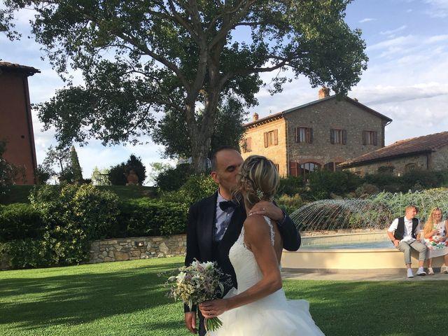 Il matrimonio di Alessio e Liza a Gambassi Terme, Firenze 11