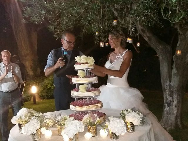 Il matrimonio di Alessio e Liza a Gambassi Terme, Firenze 2