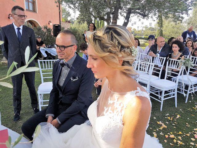 Il matrimonio di Alessio e Liza a Gambassi Terme, Firenze 14