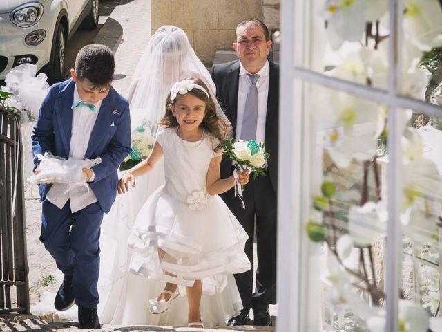 Il matrimonio di Alessandro e Rossella a Caltanissetta, Caltanissetta 11