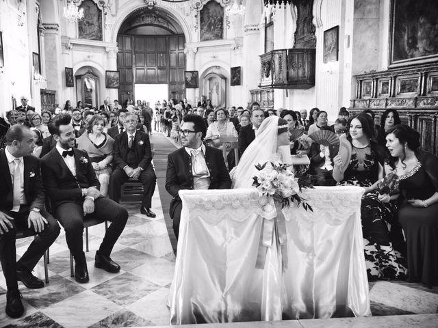 Il matrimonio di Alessandro e Rossella a Caltanissetta, Caltanissetta 14