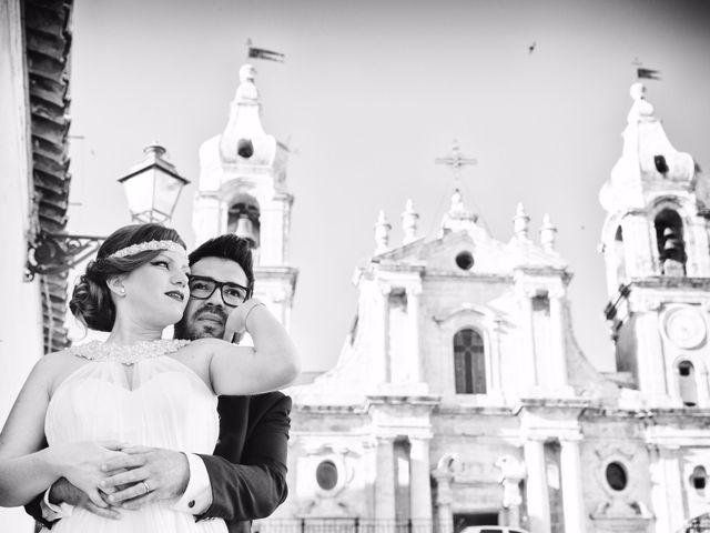 Il matrimonio di Alessandro e Rossella a Caltanissetta, Caltanissetta 17