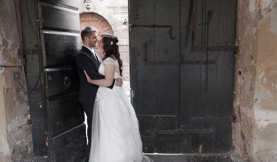 Il matrimonio di Enrico e Alessia a Verona, Verona