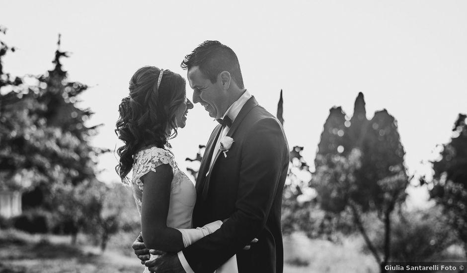 Il matrimonio di Francesco e Alberta a Roma, Roma