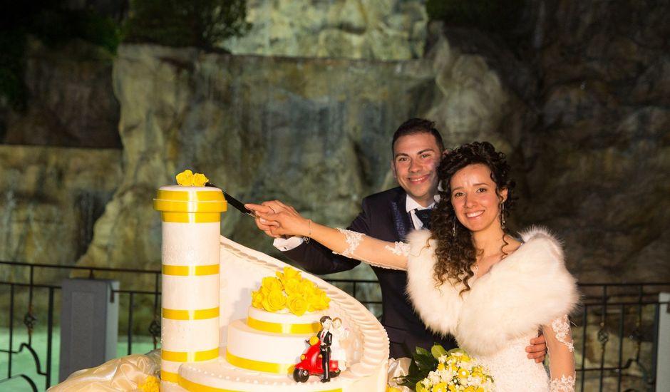 Il matrimonio di Riccardo e Maria a Genzano di Lucania, Potenza
