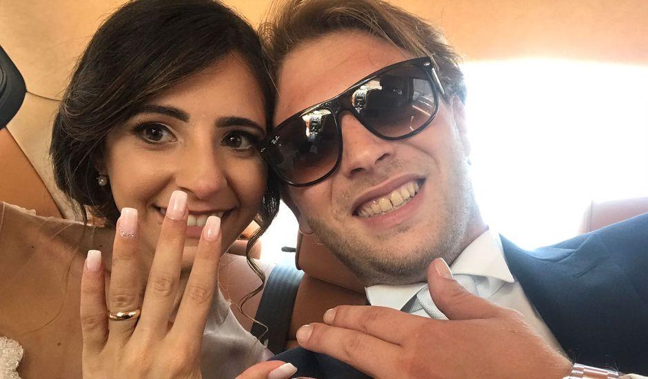 Il matrimonio di Mattia e Giorgia a Afragola, Napoli