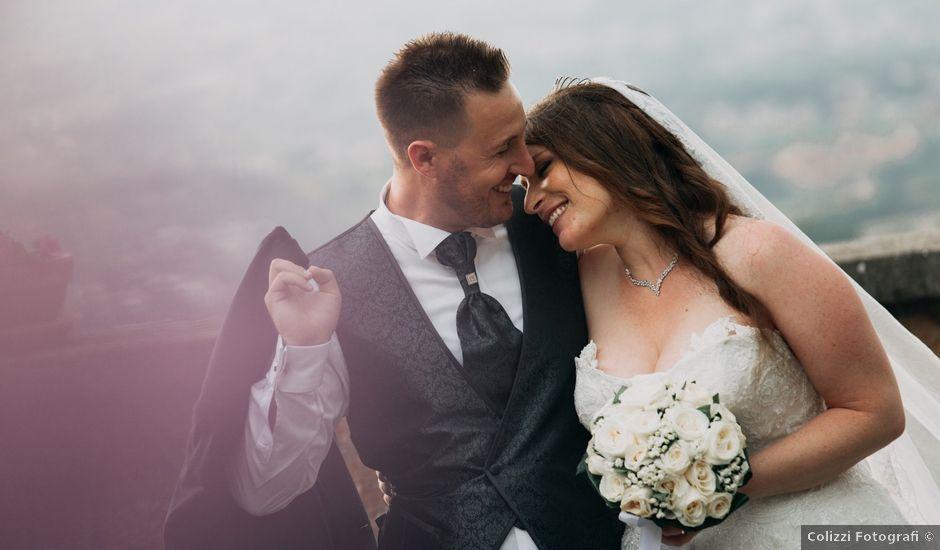Il matrimonio di David e Marianna a Roma, Roma