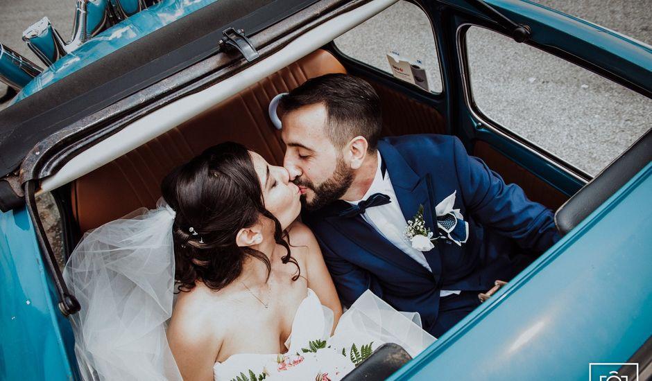 Il matrimonio di Cecilia e Amerigo a Cassino, Frosinone