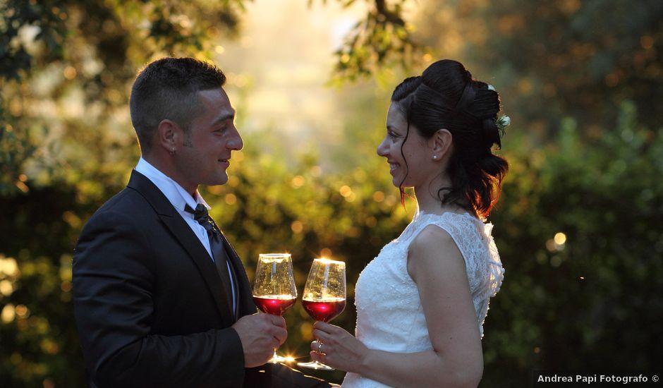 Il matrimonio di Elisa e Francesco a Quarrata, Pistoia