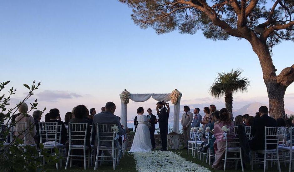 Il matrimonio di Samir e Francesca a Capri, Napoli