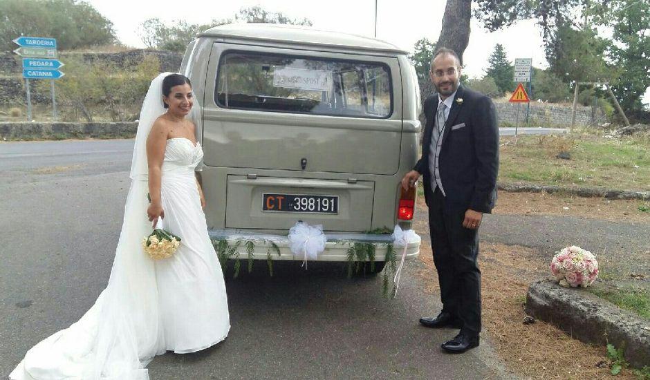 Il matrimonio di Luciano e Letizia a Giarre, Catania