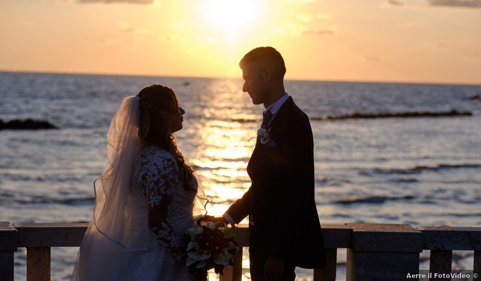 Il matrimonio di Alessia e Lorenzo a Anzio, Roma