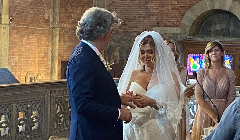 Il matrimonio di Luca e Angelica a Pavia, Pavia