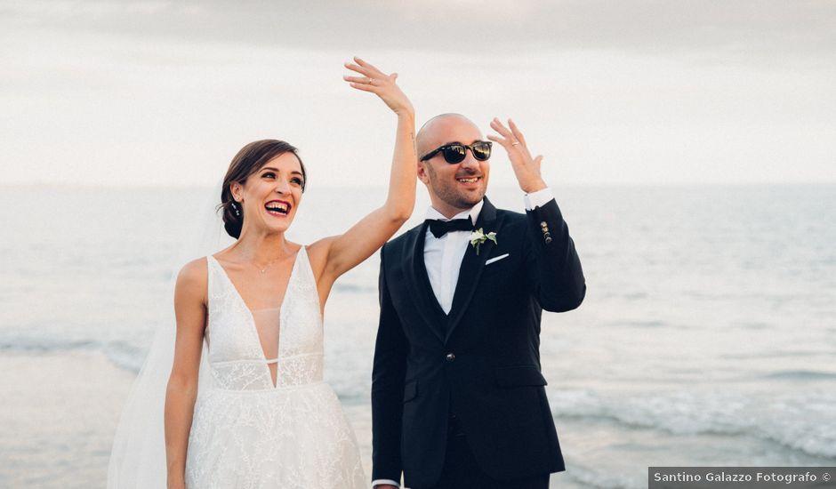 Il matrimonio di Salvatore e Erika a Pozzallo, Ragusa