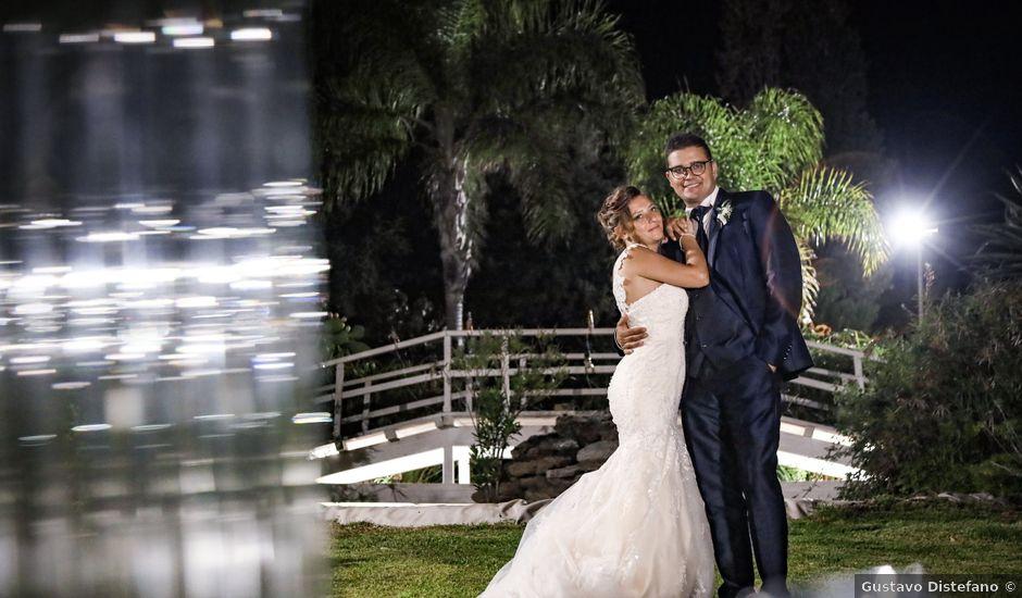 Il matrimonio di Sarah e Giuseppe a Catania, Catania