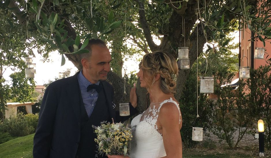 Il matrimonio di Alessio e Liza a Gambassi Terme, Firenze