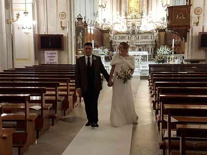 Le nozze di Floriana e Claudio
