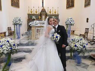 Le nozze di Sharon e Maurizio