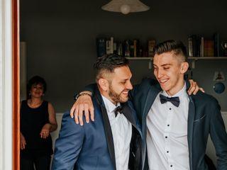 le nozze di Cristina e Bogdan 1