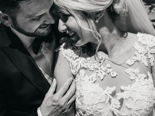 Le nozze di Cristina e Bogdan