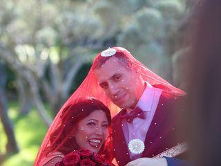 Le nozze di Suzen e Alessio