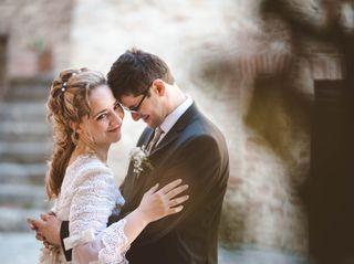 Le nozze di Giulia e Roberto