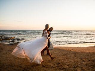Le nozze di Dalila e Vincenzo