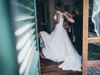 Le nozze di Giulia e Tommaso 1
