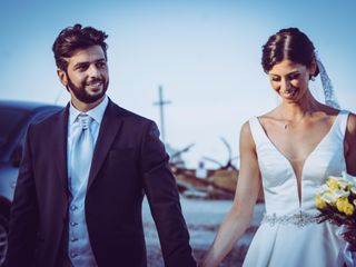 Le nozze di Roberta e Giovanni