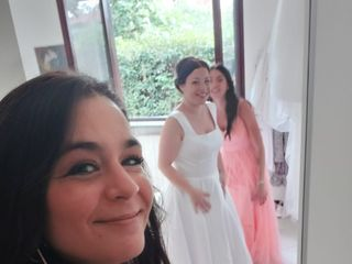 Le nozze di Carlotta e Mauro 1