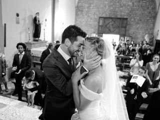 Le nozze di Alessio e Monica
