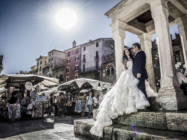 Le nozze di Katia e Jeorge