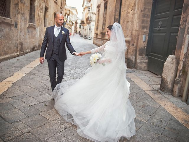 Le nozze di Valentina e Rosario
