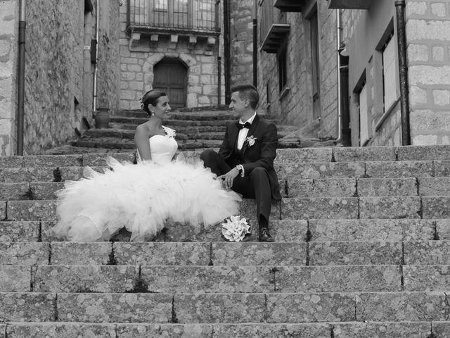 Le nozze di Cinzia e Gabriele