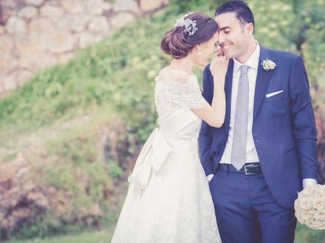 le nozze di Simona e Carmelo