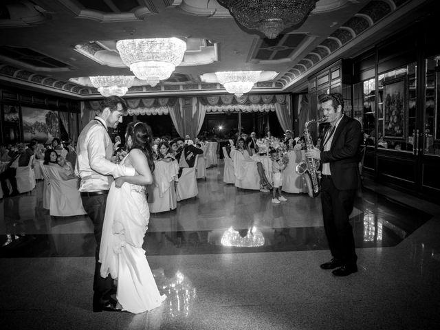 Le nozze di Ivette e Carlo