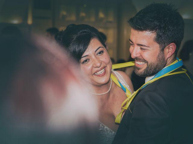 Le nozze di Antonietta e Antonio