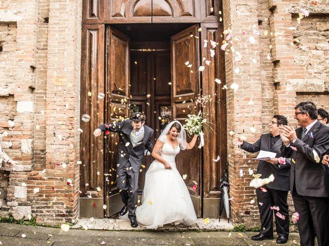 Le nozze di Elena e Marco